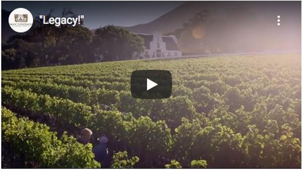 Groot Constantia Legacy Video