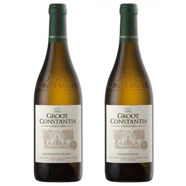 Groot Constantia Wines Win Big