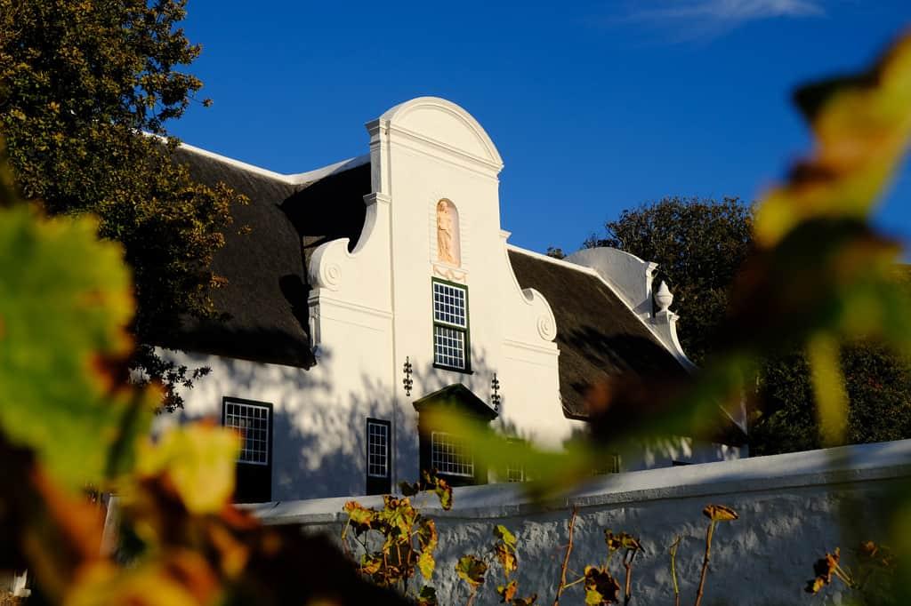 Groot Constantia manor house