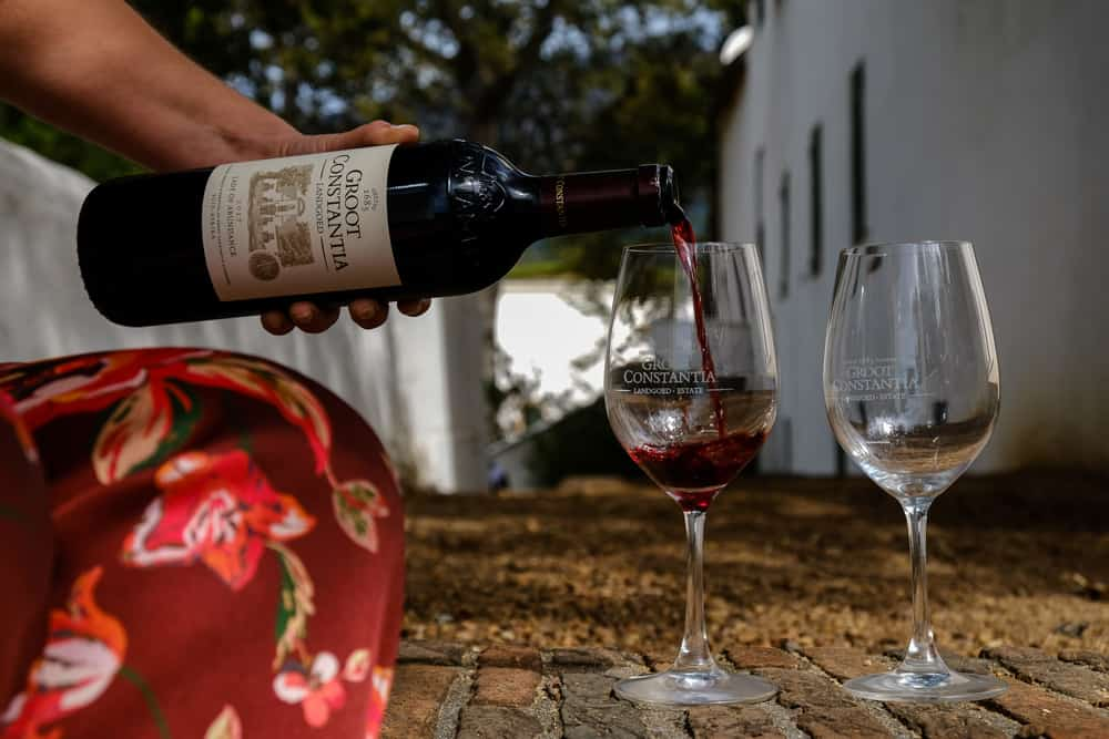 Groot Constantia Launch New Wine