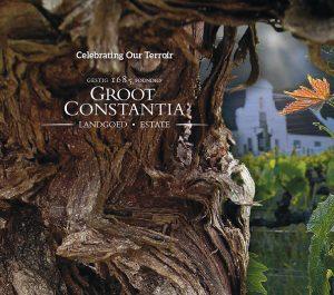 Groot Constantia Annual Report Board