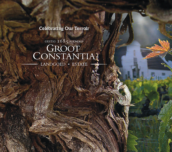 Groot Constantia Annual Report Board