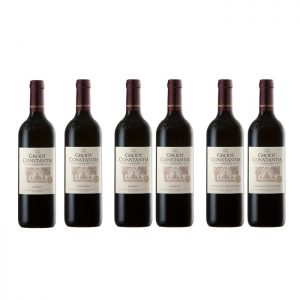Groot Constantia Mixed Red Case