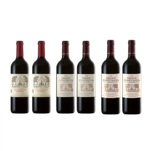 Groot Constantia Mixed Red Blends Case