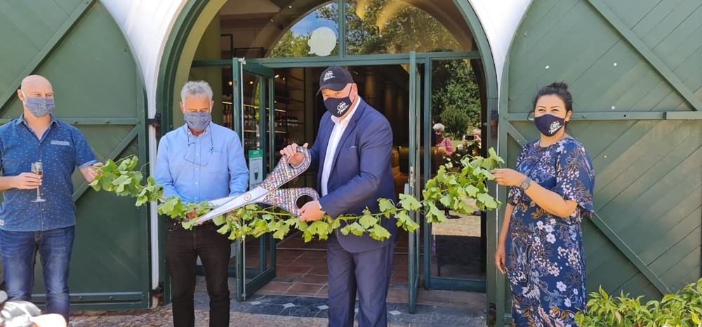 Groot Constantia launches new gift shop that celebrates local artists