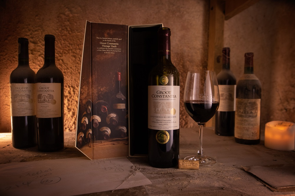 SOME OF THE RAREST WINES IN SOUTH AFRICA TO BE MADE AVAILABLE FOR PURCHASE